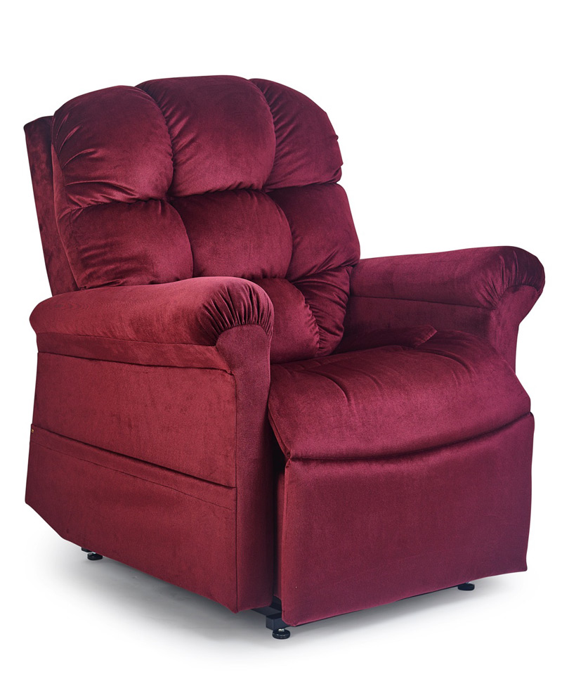 Red Lift Chair